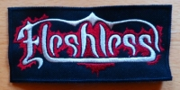 FLESHLESS - logo patch