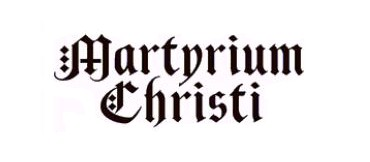 MARTYRIUM CHRISTI - We Will Kill ... for You! (Regular)